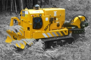 Tree Stump Grinder Birmingham